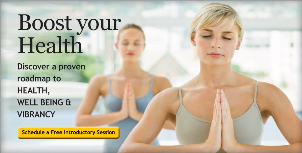 Boost your Health - Discover a proven roadmap to health, well being & vibrancy